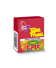 Tutti-Frutti Cars pastillid 15 g