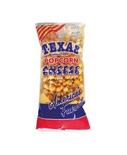Texas juustumaitseline popcorn 60 g