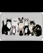 Vaip Kitties 50x80 cm