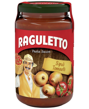 Raguletto tomati-sibula pastakaste, 400 ml