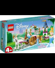41159 Disney Princess Tuhkatriinu kaarikusõit