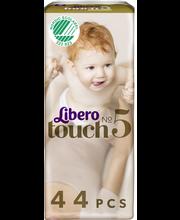 Libero teipmähkmed Touch 5, 10-14 kg, 44 tk