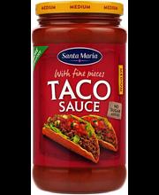 Santa Maria Taco kaste Medium, 320 g