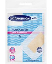 Plaaster MED Aqua Cover 5 tk veekindel