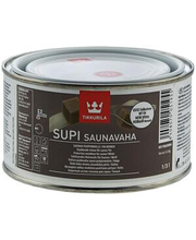 Saunakaitseaine SUPI SAUNAVAHA 0,333 l valge