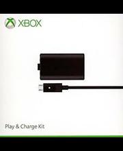Xbox One mängimise/laadimise komplekt