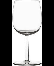 Punase veini klaas Raami 28 cl 2 tk