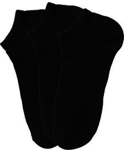 Meeste sokid 3-paari BM9021, must 43-45