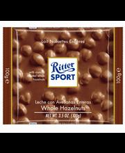 Ritter Sport piimašokolaad tervete metspähklitega 100g