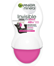 Rulldeodorant Invisible Black, White&Colors 50 mL