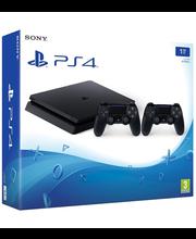 Mängukonsool PS4 1TB +2 DS pulti( ei sisalda mänge)