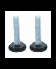 Habo reguleeritav jalg, M10 x 50 mm, 4 tk