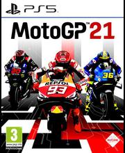 PS5 mäng MotoGP 21