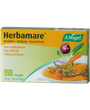 Herbam juurviljapuljongi kuubikud, 8 x 10 g