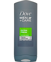Dushigeel men ss extra fresh 400ml