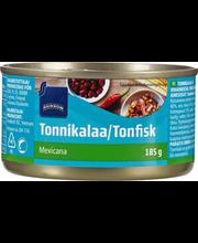 Tuunikala köögiviljadega Mexicana 185/135 g