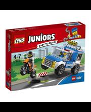 Lego Juniors Tagaajamine Politseiautoga 10735