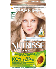 Juuksevärv Nutrisse 9.132 Nude Light Blond