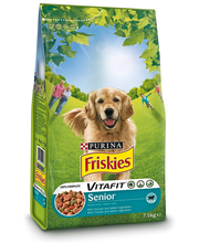 Täissööt koertele kanaliha ja köögiviljaga 7,5 kg