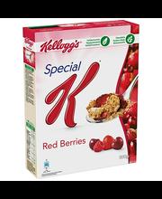 Kelloggs punaste marjadega 300 g