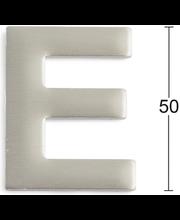 Habo uksetäht E, 50 mm, roostevaba teras