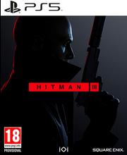 PS5 mäng Hitman III