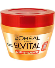 Juuksemask Elvital Anti-Breakage 300 ml