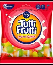 Fazer Tutti Frutti Yoghurt Splash kummikommid 350 g