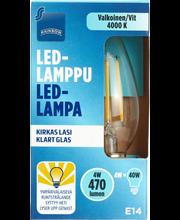 LED-küünal E14 4W 4000K 470LM