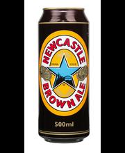 NEWCASTLE BROWN 500 ML ÕLU 4,7%