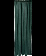 Kardin Velvet 140 x 250 cm, tumeroheline