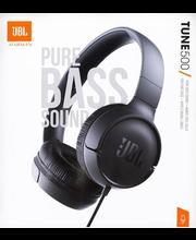 Kõrvaklapid JBL T500, must