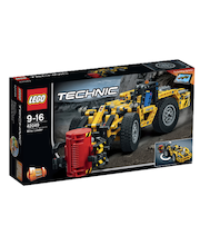 Lego Technic Kaevanduslaadur 42049