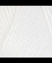 Lõng Soft 100 g valge