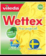 Vileda Wettex Original puhastuslapp 10 tk, biolagunev