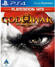 PS4 mäng Hits God Of War 3 Remastered