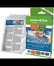 Kloorivaba desinfitseerimisvahend Swim & Fun KiddyPool