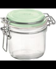 Klaaspurk Fido 0,2 l roheline kaas