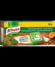 Knorr juurviljapuljongi kuubikud, 10 x 10 g