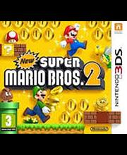 Nintendo 3DS mäng New Super Mario Bros 2