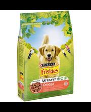 Täissööt koertele veiseliha ja kalaga Omega 3 3 kg