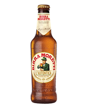 Birra Moretti L`autentica Premium Lager õlu 4,6% 330 ml