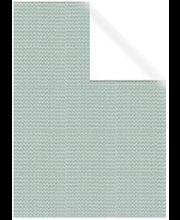 Raamatupaber 70x200cm roheline valge sik-sak