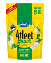 Atleet küüslaugu-murulaugu juustusnäkid, 200 g