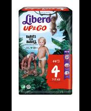 Libero Up&Go 4 Püksmähe 7-11kg 44 tk.