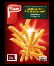 Friikartulid mikrolaineahjus küpsetamiseks, 180 g