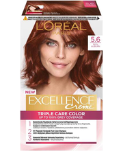 Juuksevärv Excellence Creme 5.6 Natural Rich Auburn Red