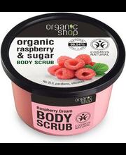 Kehakoorija Raspberry 250 ml