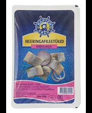 Heeringafileetükid sibulaga 500 g
