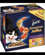Latz Sensations jellies kassitoiduvalik tarrendis 24x100g